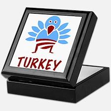 Obama Turkey Keepsake Box