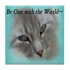Be One... Tile Coaster