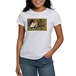 Victorian Christmas Women's T-Shirt