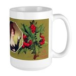 Victorian Christmas Large Mug