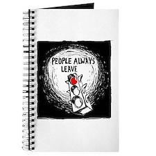 People Leave - Journal