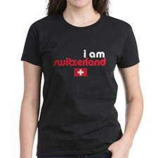 I Am Switzerland Tee