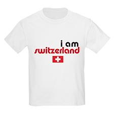 I Am Switzerland T-Shirt