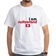 I Am Switzerland Shirt