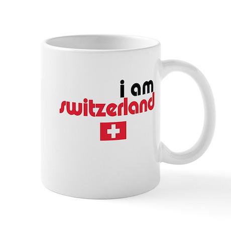 I Am Switzerland Mug