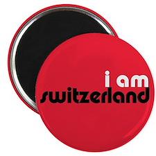 "I Am Switzerland 2.25"" Magnet (10 pack)"