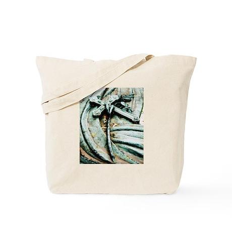Cross & Flower Bag