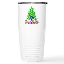 Christmas and Hanukkah Travel Mug