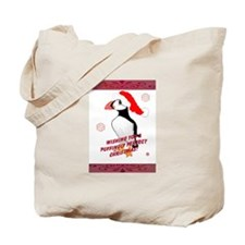 Puffingly Perfect Christmas! Tote Bag
