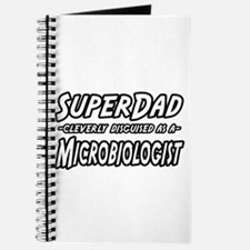 """SuperDad...Microbiologist"" Journal"