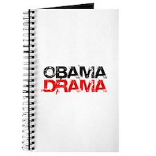 """Obama Drama"" Journal"