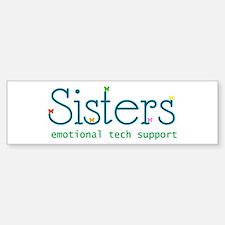 Sisters Bumper Bumper Bumper Sticker
