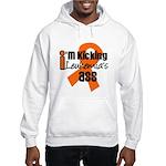 KickingLeukemiaAss Hooded Sweatshirt