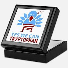 Yes We Can Tryptophan Keepsake Box