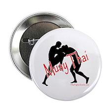 "Muay Thai 2.25"" Button"