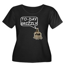 Grizzly slogan T