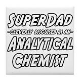 Chemist dad Coasters