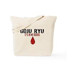 In My Blood (Goju Ryu) Tote Bag