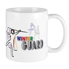 Winter Guard Sketch Mug