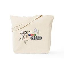 Winter Guard Sketch Tote Bag