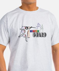 Winter Guard Sketch T-Shirt
