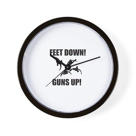 higgiwear Wall Clock