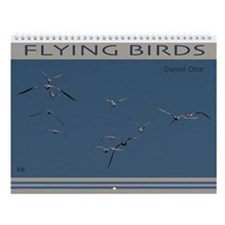 Birds in Flight Wall Calendar
