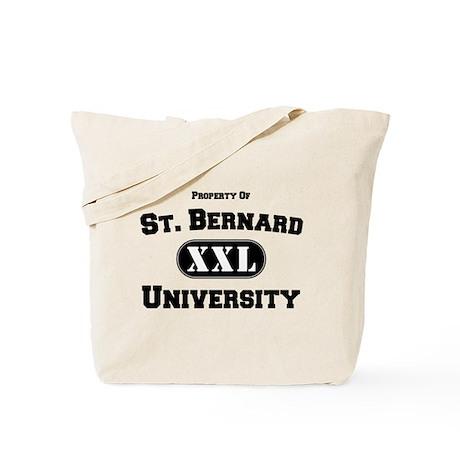 St. Bernard University Tote Bag