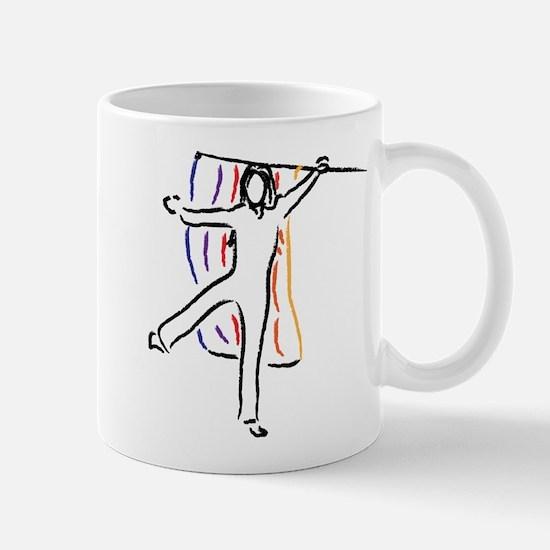Cute Winter guard Mug