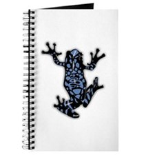 Blue MiD Frog Journal