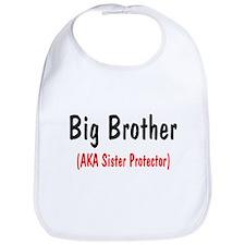 Big Brother (AKA Sister Protector) Bib