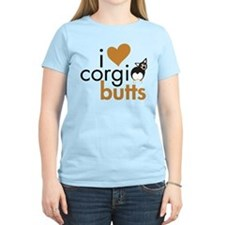 I Heart Corgi Butts - BHT T-Shirt