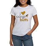 I Heart Corgi Butts - Sable Women's T-Shirt