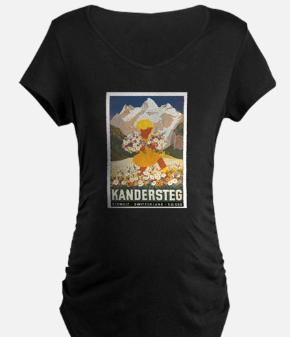 Kandersteg Switzerland T-Shirt