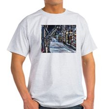Greyhound Christmas T-Shirt