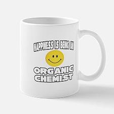 """Happiness..Organic Chemist"" Mug"