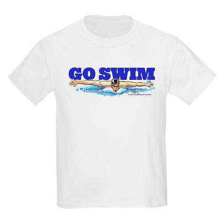 Go Swim Kids Light T-Shirt