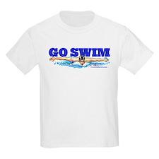 Go Swim T-Shirt