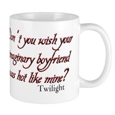 Twilight Hot Imaginary Boyfriend Mug