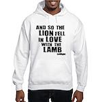 Twilight Movie Quote Hooded Sweatshirt