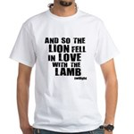 Twilight Movie Quote White T-Shirt