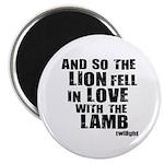 Twilight Movie Quote Magnet