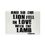 Twilight Movie Quote Rectangle Magnet (100 pack)