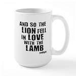 Twilight Movie Quote Large Mug