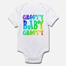 Groovy Baby Groovy Infant Bodysuit
