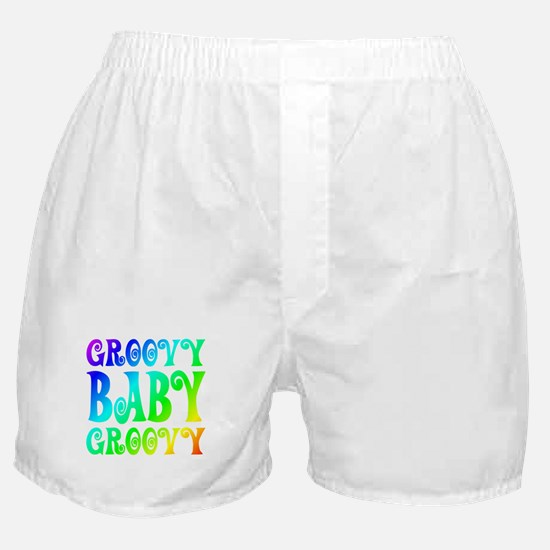 Groovy Baby Groovy Boxer Shorts
