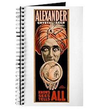 mentalists Journal Alexander the great