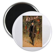 Magnet kellar the magician