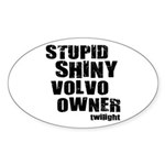 Twilight Movie Quote Oval Sticker (50 pk)