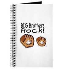 Big Brothers Rock Journal